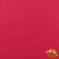 Effen Fleece Fuchsia