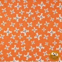 Treasure Skulls Orange