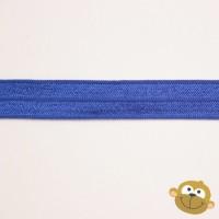 Biaislint Elastisch Blauw 15 mm