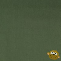 Candy Cotton Effen Dark Green