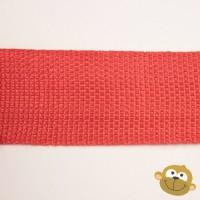 Tassenband Rood 38 mm