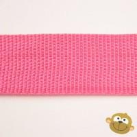 Tassenband Fuchsiaroos 38 mm