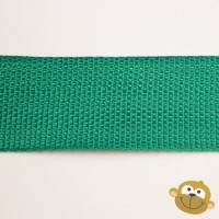 Tassenband Groen 38 mm