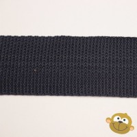Tassenband Marineblauw 38 mm