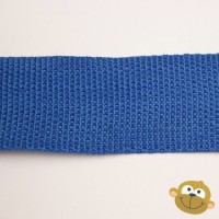 Tassenband Kobatblauw 38 mm