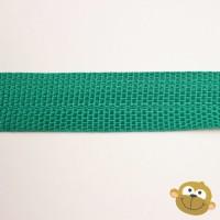 Tassenband Groen 25 mm