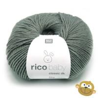 Breiwol Rico Baby Classic dk 50g Steel Gray