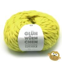 Breiwol Rico Creative Glühwürmchen 100g Yellow