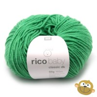 Breiwol Rico Baby Classic dk 50g Grass
