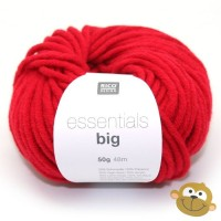 Breiwol Rico Essentials Big 50g Light Red