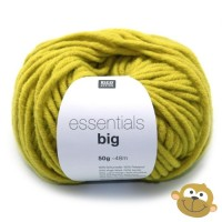 Breiwol Rico Essentials Big 50g Pistache