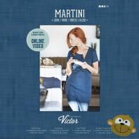 Martine Jurk Patroon LMV