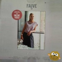 Fauve Top Patroon LMV