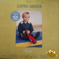 Leather Sweater Kids Patroon LMV