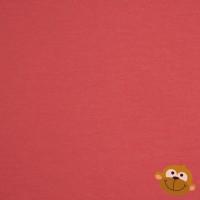Effen Tricot Red Melange