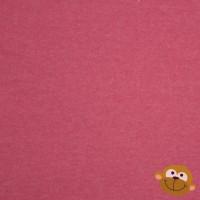Joggingstof Pink Melange