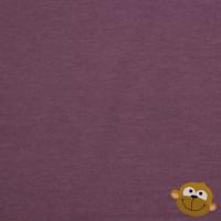 Effen Tricot Purple Melange