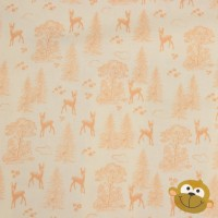 Woodland Friends Coral