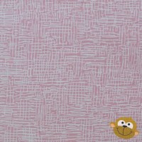 Lines In Rose  Viscose