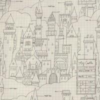 Castle Plans  In White Katoen