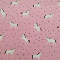 Vrolijke Eenhoorns In Pink Jersey