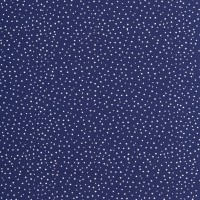 Snowflakes Lila-Lotta In Blue Tricot