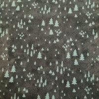Trees In Grey Tricot