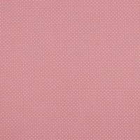 Petit Dots in Blush Cotton