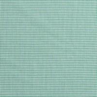 Mini Squares in Green Cotton