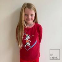 Pyjama RED (92 -122)