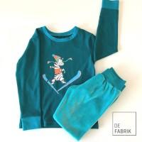 Pyjama PETROL BLUE (92 - 122)