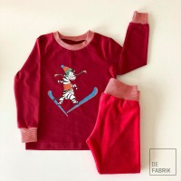 Pyjama RED (128 - 146)
