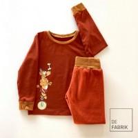 Pyjama RUST (128 - 146)