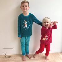 Pyjama PETROL BLUE (152 - 170)
