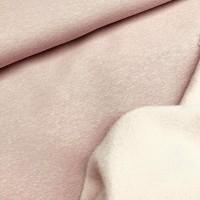 Pastel Rose Melange Brushed Sweat
