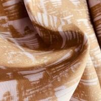 Painted stripes in Rose Katoen
