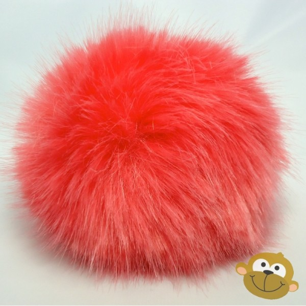 Rico Pompon Medium Orange