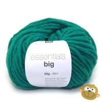 Breiwol Rico Essentials Big 50g Light Petrol