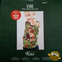 Vink Hemd Kids Patroon LMV