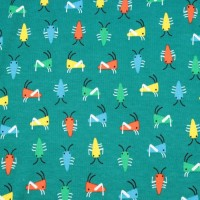 Bug's Life In Green Tricot