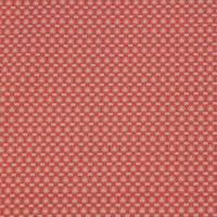 Adele Geometric  In Coral Tricot