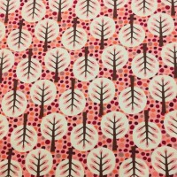 Trees In Pink Tricot