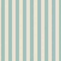 Vertical Stripes In Blue mint Tricot