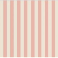 Vertical Stripes In Dusty Pink Tricot