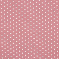 Petit Stars in Blush Cotton